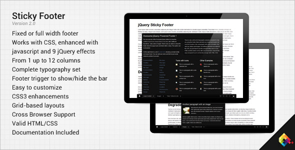 jquery-sticky-footer-preview